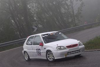 Filippetti Daniele (PeG Racing, Citroen Saxo VTS #193), CAMPIONATO ITALIANO VELOCITÀ MONTAGNA