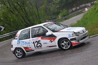Guerra Giorgio (Peugeot 106 Rally #125), CAMPIONATO ITALIANO VELOCITÀ MONTAGNA