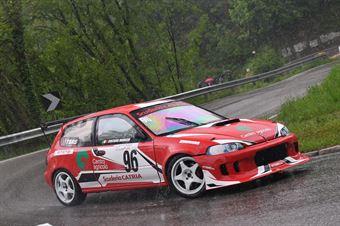 Contardi Maurizio (Honda Civic EG6 #96), CAMPIONATO ITALIANO VELOCITÀ MONTAGNA