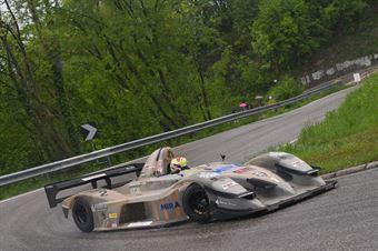 Michele Fattorini (Speed Motor, Osella FA 30 Zytek #2), CAMPIONATO ITALIANO VELOCITÀ MONTAGNA