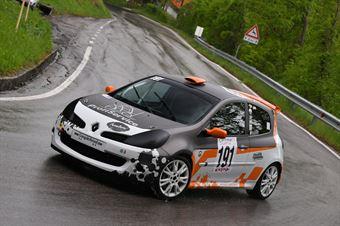 Gruber Roland (Racing Team Meran, Renault Clio #191), CAMPIONATO ITALIANO VELOCITÀ MONTAGNA