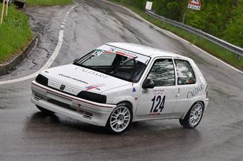Ottaviani Marco (Sport e Comunicazione, Peugeot 106 #124), CAMPIONATO ITALIANO VELOCITÀ MONTAGNA