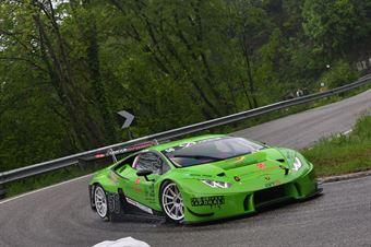 Jarach Bruno (Lamborghini Huracan GT3 #56), CAMPIONATO ITALIANO VELOCITÀ MONTAGNA
