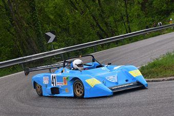 Marcon Roberto (BL Racing, CSM Alfa Romeo #41), CAMPIONATO ITALIANO VELOCITÀ MONTAGNA