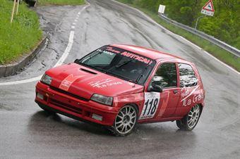 Talamini Lucio (BL Racing, renaul Clio Williams #118), CAMPIONATO ITALIANO VELOCITÀ MONTAGNA