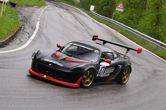Ghirardo Michele (Vimotorsport, Lotus Exige #47), CAMPIONATO ITALIANO VELOCITÀ MONTAGNA