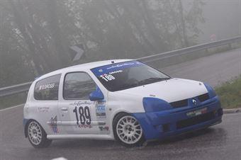 Grossi Gianluca (Novara Corse, Renault Clio Cup #189), CAMPIONATO ITALIANO VELOCITÀ MONTAGNA