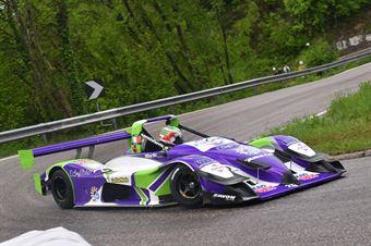Farris Sergio (Osella Pa 2000 Evo, Speed Motor #25), CAMPIONATO ITALIANO VELOCITÀ MONTAGNA
