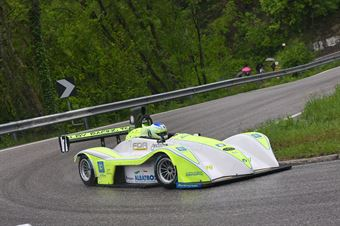 Liber Federico ( Alby Racing Team, Gloria C8P Evo #7), CAMPIONATO ITALIANO VELOCITÀ MONTAGNA