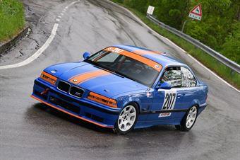 Filippi Paride (Historika Motorsport asd BMW 320I E36 #207), CAMPIONATO ITALIANO VELOCITÀ MONTAGNA