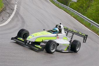 Mirko Venturato (Alby Racing Team, Gloria C8F #9), CAMPIONATO ITALIANO VELOCITÀ MONTAGNA