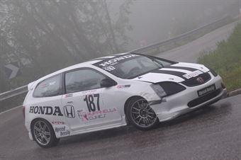 Silvi Luca (Sc Prealpi, Honda Civic #187), CAMPIONATO ITALIANO VELOCITÀ MONTAGNA