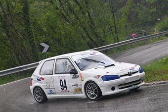 Regis Giovanni (VimotorSport , Peugeot 106 #94), CAMPIONATO ITALIANO VELOCITÀ MONTAGNA