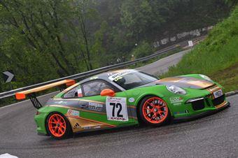 Frijo Sebastiano (Superchallenge, Porsche GT3 #72), CAMPIONATO ITALIANO VELOCITÀ MONTAGNA
