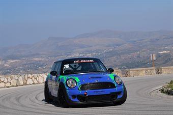 Giovanni Vecchio (Puntese Corse, Mini Cooper S #216), CAMPIONATO ITALIANO VELOCITÀ MONTAGNA