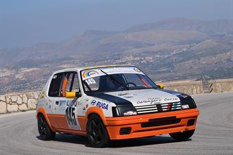 Narciso Alfredo (Team Catanzaro Corse, Peugeot 205 R #119), CAMPIONATO ITALIANO VELOCITÀ MONTAGNA