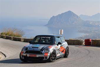 Angelo Loconte (Eptamotorsport, Mini Cooper JWC #215), CAMPIONATO ITALIANO VELOCITÀ MONTAGNA