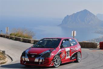 Pilotto Adriano (VimotorSport, Honda Civic Type R #197), CAMPIONATO ITALIANO VELOCITÀ MONTAGNA