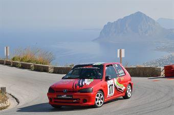 Salpietro Dario (Peugeot 106 Rally #177), CAMPIONATO ITALIANO VELOCITÀ MONTAGNA