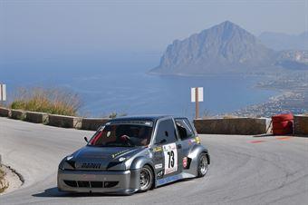 D'Antoni Manuel ( Team Autom. Phoenix Fiat 500 Maxi #73), CAMPIONATO ITALIANO VELOCITÀ MONTAGNA