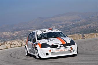 Tudisco Alfio (Scuderia Catania Corse, Renault Clio #96), CAMPIONATO ITALIANO VELOCITÀ MONTAGNA
