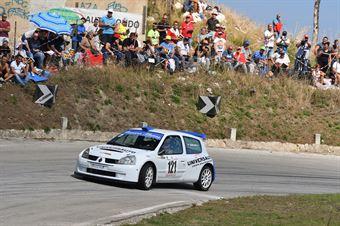 Giusepep Gianfilippo (Project Team, Renault Clio s1600 #121), CAMPIONATO ITALIANO VELOCITÀ MONTAGNA