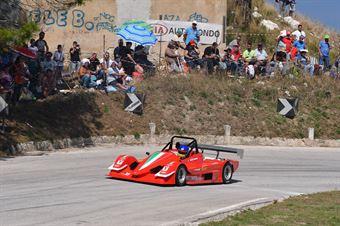 Francesco Ferragina ( Scuderia Vesuvio, Elia Avrio ST 09 Evo 18 #35), CAMPIONATO ITALIANO VELOCITÀ MONTAGNA