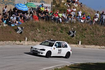 Antonio Secondo ( Peugeot 106 #227), CAMPIONATO ITALIANO VELOCITÀ MONTAGNA