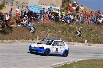 Guzzetta Angelo (Project Team, Peugeot 106 S16 #98), CAMPIONATO ITALIANO VELOCITÀ MONTAGNA