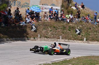 Carfì Giovanni Orazio (Motor Team Nisseno, Formula Renault #7), CAMPIONATO ITALIANO VELOCITÀ MONTAGNA