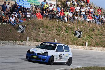 Guzzetta Salvatore (Project Team, Renault Clio Cup #196), CAMPIONATO ITALIANO VELOCITÀ MONTAGNA
