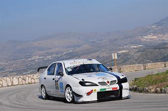 Domenico Capuano (Catania Corse, Nissan Primera #95), CAMPIONATO ITALIANO VELOCITÀ MONTAGNA