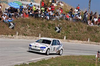 Calderone Marco (Peugeot 106 Rally 16v, Team Automobilistico Phoenix #117), CAMPIONATO ITALIANO VELOCITÀ MONTAGNA