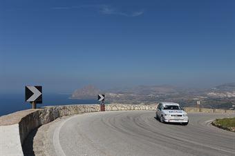 Vella Silvestro (Team del Mago, Opel Corsa GSI #134), CAMPIONATO ITALIANO VELOCITÀ MONTAGNA
