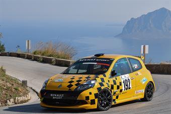 Torre Antonino ( Renauk Clio Cup #192), CAMPIONATO ITALIANO VELOCITÀ MONTAGNA
