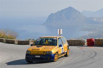 Mario Turrisi ( Giarre Corse, Renault Clio Wlm #171), CAMPIONATO ITALIANO VELOCITÀ MONTAGNA