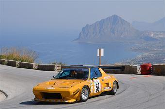 Antonio Paone (New Generation Racing, Fiat x1/9 #59), CAMPIONATO ITALIANO VELOCITÀ MONTAGNA