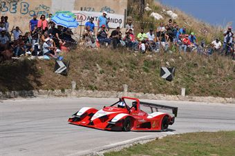 Bonforte Agostino (Osella Pa 2000, Scuderia Ateneo #29), CAMPIONATO ITALIANO VELOCITÀ MONTAGNA