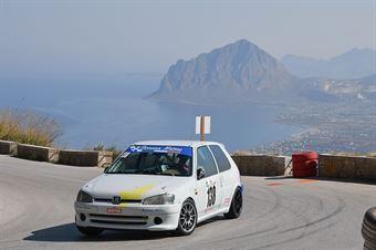 Agueci Vito (Peugeot 106 #138), CAMPIONATO ITALIANO VELOCITÀ MONTAGNA