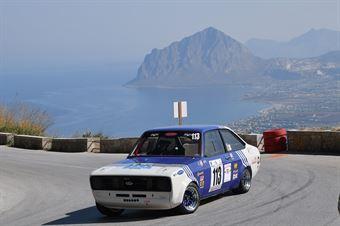 David Grech ( Ford Escort MK2 #113), CAMPIONATO ITALIANO VELOCITÀ MONTAGNA