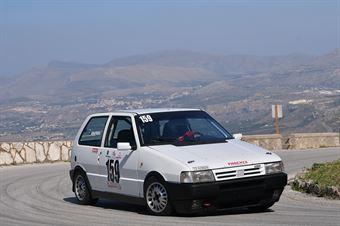 Galfano Giuseppe ( Team Auto,. Phoenix, Fiat Uno Turbo IE #159), CAMPIONATO ITALIANO VELOCITÀ MONTAGNA