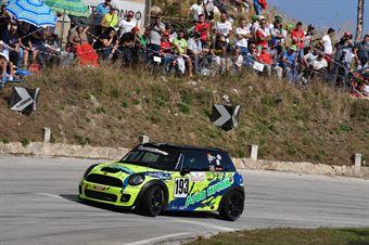 Liuzzi Giacomo (Fasano Corse, BMW Mini Cooper JCW #193), CAMPIONATO ITALIANO VELOCITÀ MONTAGNA