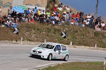 Anzalone Maurizio (Renault Clio Rs, Motor Team Nisseno #92), CAMPIONATO ITALIANO VELOCITÀ MONTAGNA