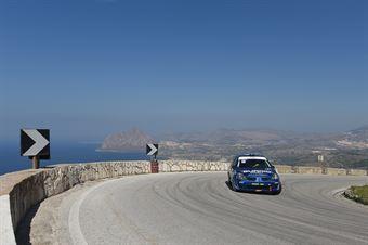 Burgio Cristian (Renault Clio Rs, Project Team S.R.L. #158), CAMPIONATO ITALIANO VELOCITÀ MONTAGNA