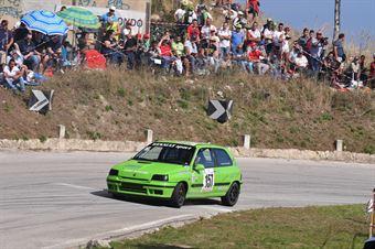 Silvia Stabile (Trapani Corse, Renault Clio Williams #157), CAMPIONATO ITALIANO VELOCITÀ MONTAGNA