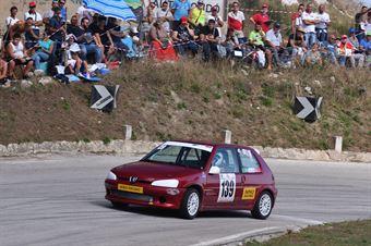 Pocorobba Bernardino ( Peugeot 106 R #139), CAMPIONATO ITALIANO VELOCITÀ MONTAGNA