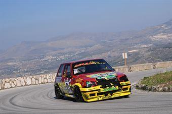 Micoli Vitantonio (Renault 5 Gt, Apulia Corse #85), CAMPIONATO ITALIANO VELOCITÀ MONTAGNA