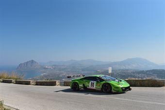 Lucio Peruggini (AB Motorsport, Lamborghini Huracan #80), CAMPIONATO ITALIANO VELOCITÀ MONTAGNA