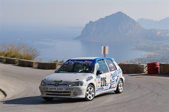 Staino Baldino Mattia (Kronoracing, Peugeot 106 #226), CAMPIONATO ITALIANO VELOCITÀ MONTAGNA
