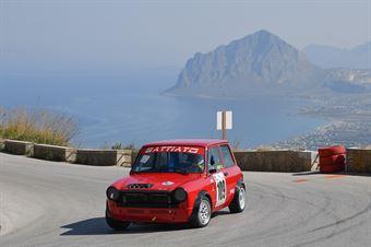 Battiato Fabio Stefano ( Puntese Corse, A112 Abarth #109), CAMPIONATO ITALIANO VELOCITÀ MONTAGNA
